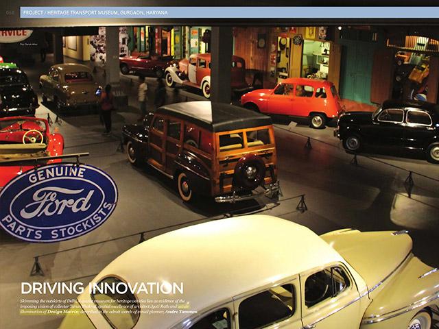 <p>Heritage Transport Museum</p>