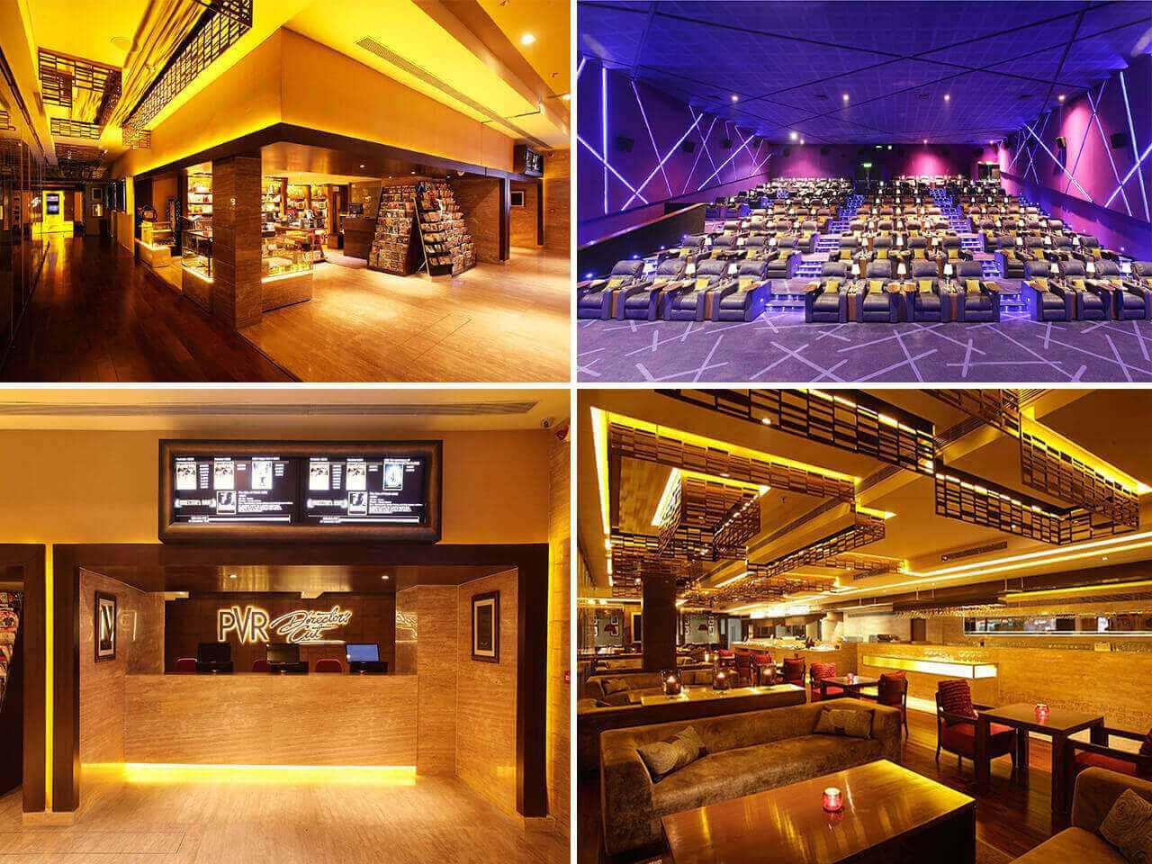 <p>PVR Director's Cut (Gold Class Lounge)</p>