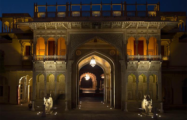 The City Palace, Jaipur