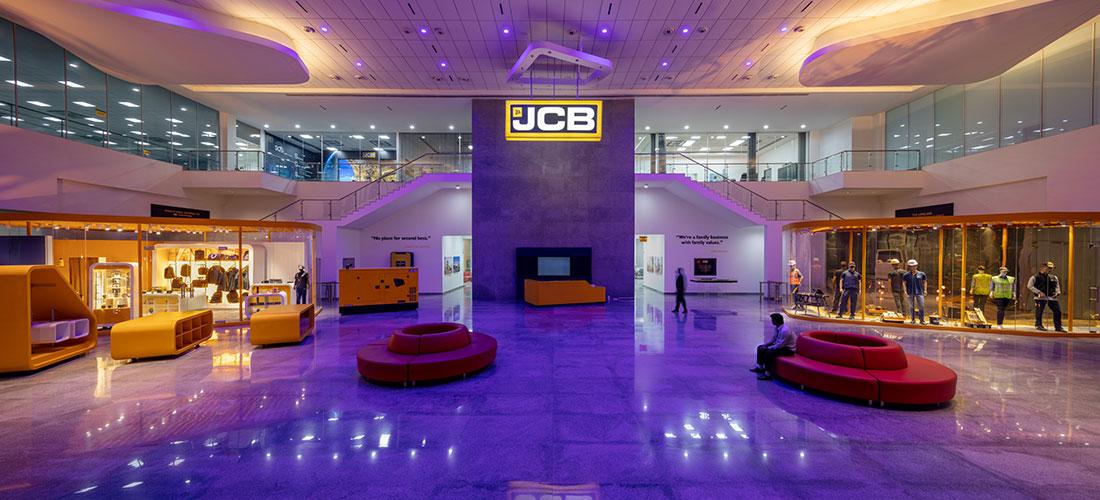 JCB Experience Centre, Faridabad