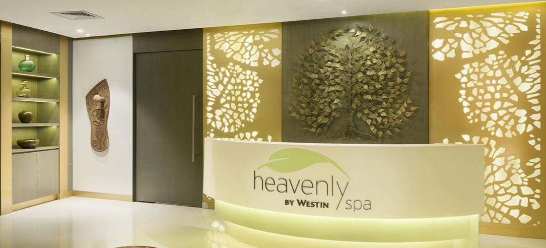 Heavenly Spa, Westin Kolkata