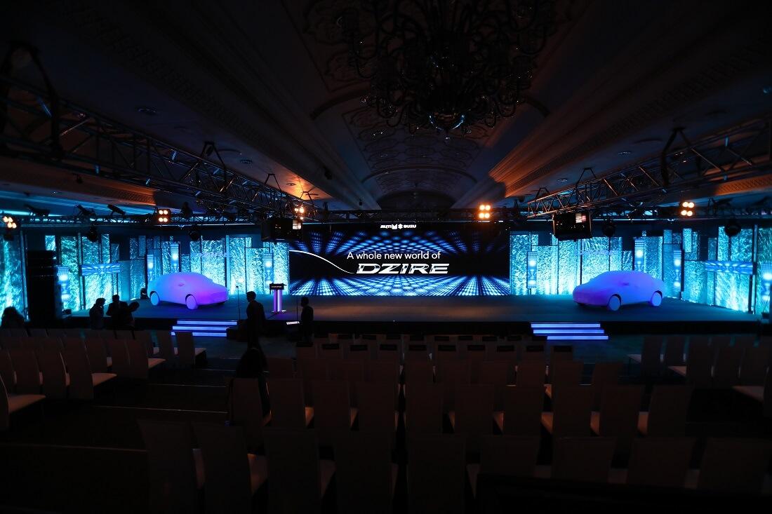 Maruti Suzuki - dzire launch, delhi