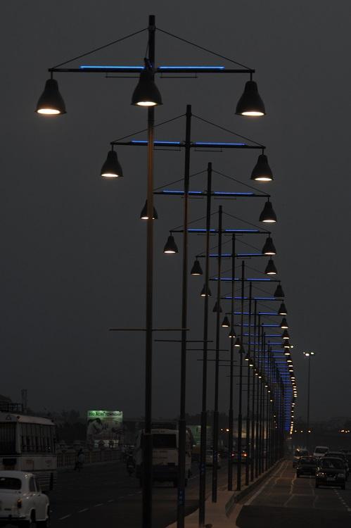 Gomti Nagar, Urban Lighting, Lucknow