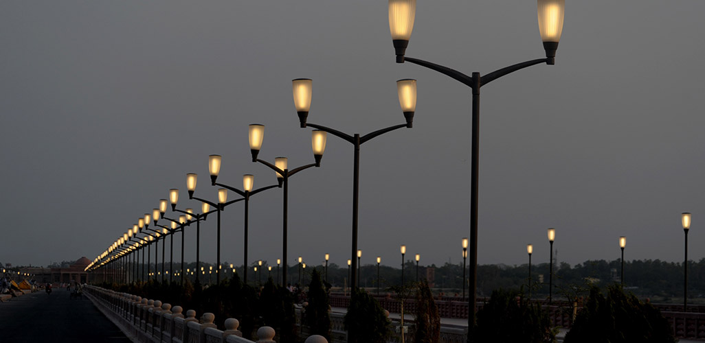 Lucknow Street Lighting