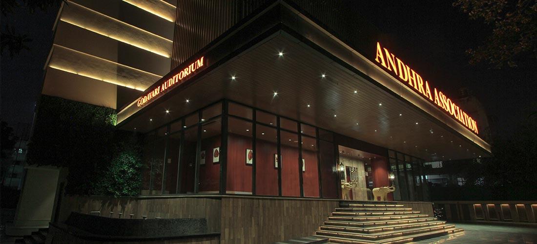Andhra Association, New Delhi
