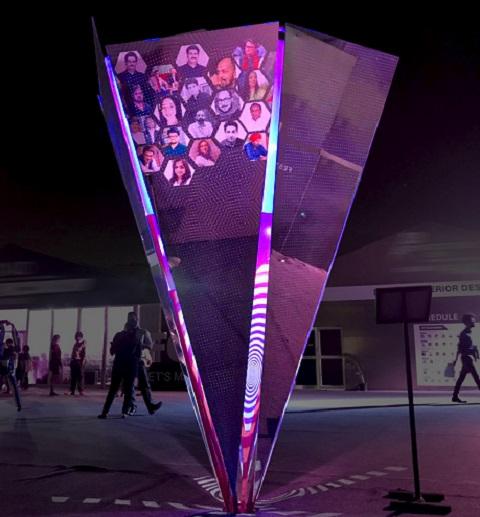 """""""No Pyramid for Paris"""" FOAID 2019, Delhi"""
