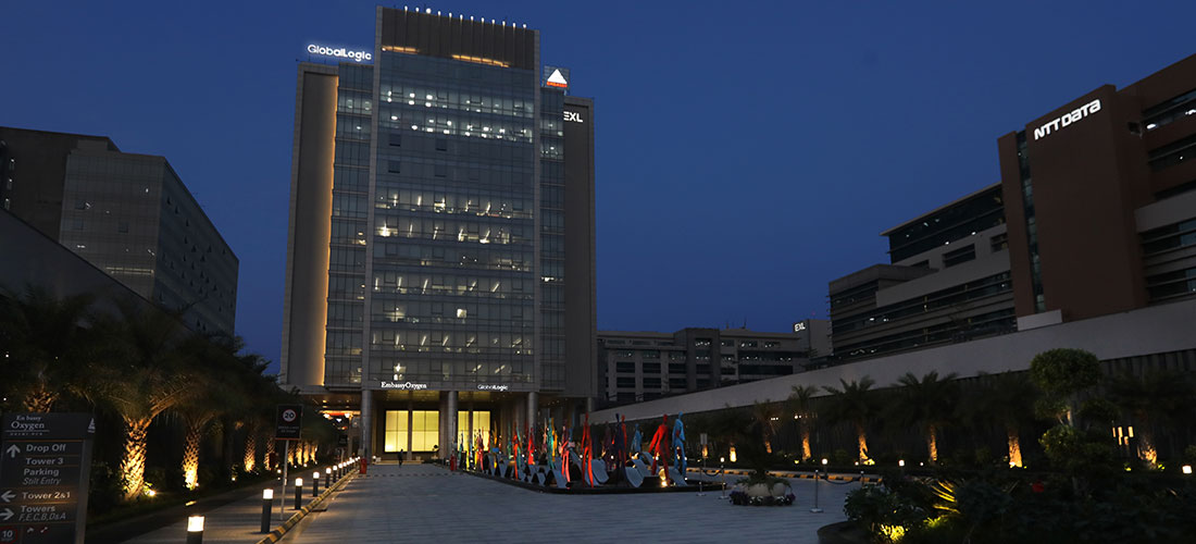 Oxygen Business Park, Noida, UP