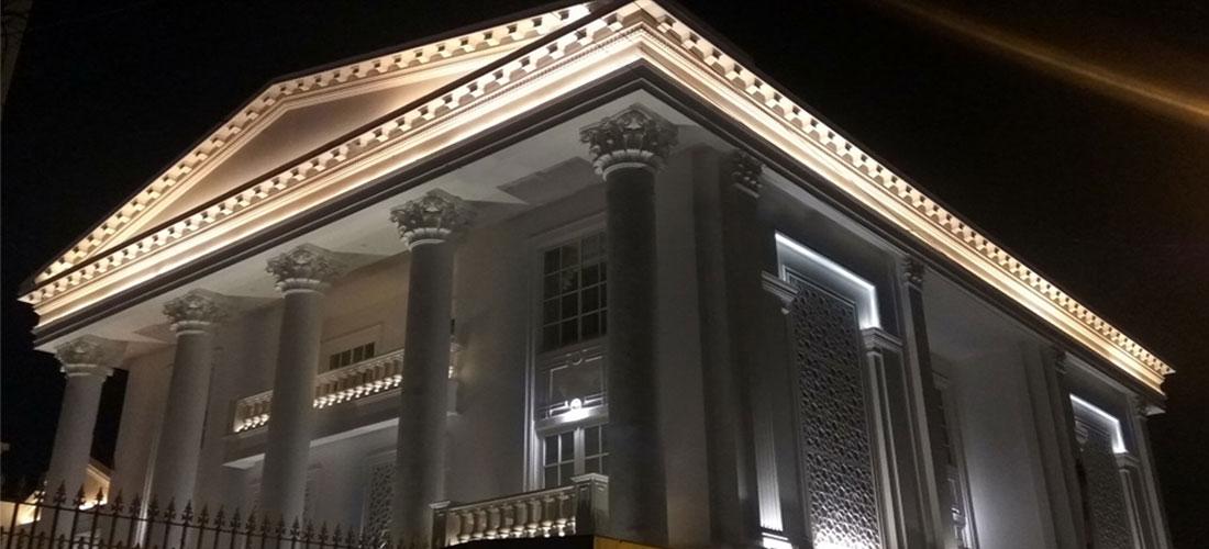 Aggarwal Private Residence, Faridabad