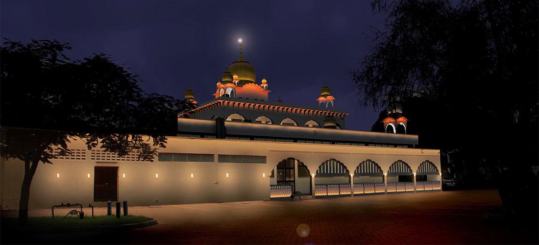 Sikh Temple Makindu, Kenya