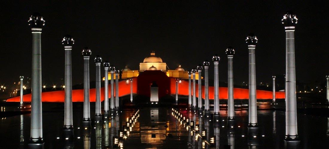 Ambedkar Smarak, Lucknow