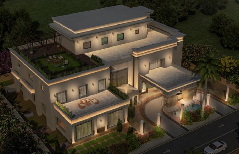 Residence for Khemka, Kanpur